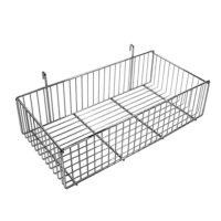 Slatwall & Gridwall Baskets