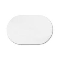 White Leatherette Pad