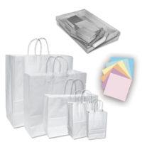 Boxes, Ribbon & Tissue