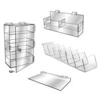 Acrylic Slatwall Accessories