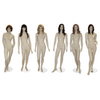 Wigged Mannequins