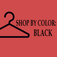 SHOP BY COLOR: Black