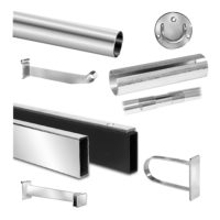 Gridwall Tubing and Accessories