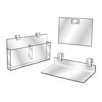 Acrylic Gridwall Accessories