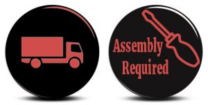 Truck & Assembly Button