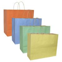Colored & Metallic Paper Bags