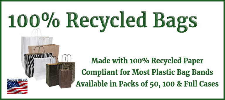 100% Recyclable Bags Slide
