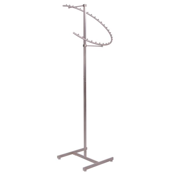Boutique collection spiral rack selbystorefixtures