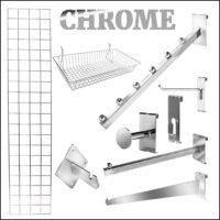 SHOP BY COLOR: Chrome