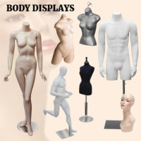 Mannequins & Body Displays